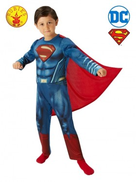 Boys Superman Deluxe Costume