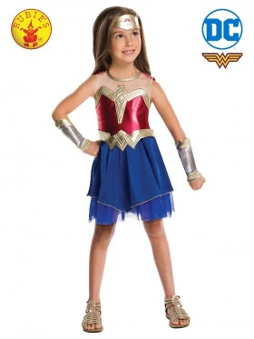 Child wonder women costume