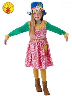 Kids Mrs Scarecrow Costume