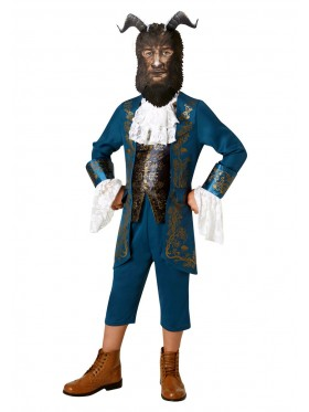 Deluxe Beast Disney Live Action Beauty And The Beast Mens Costume + Mask
