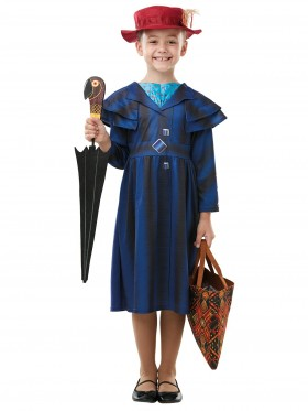 MARY POPPINS RETURNS DELUXE COSTUME Kids