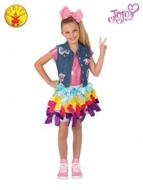 JoJo Siwa Dress Vest Set Girls Costume