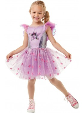 Girl My Little Pony Twilight Sparkle Costume