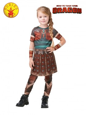 Girls Astrid How To Train Your Dragon 3 Rubies Kids