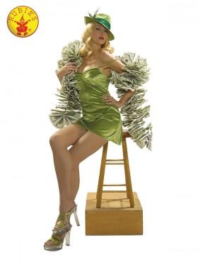 Money Boa Costume Accessory