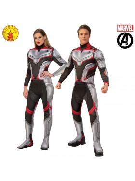 Avengers 4 Deluxe Team Suit Unisex Cosutme