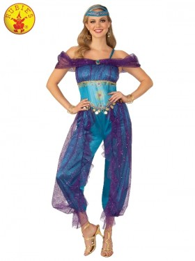 Women Genie Lady Costume