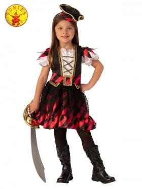 Pirate Girl Caribbean Costume