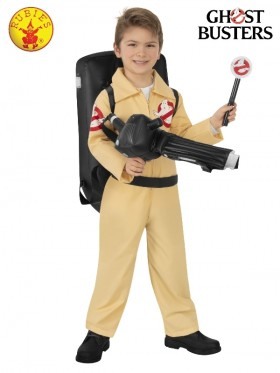 Kids Ghostbusters Costumes with light