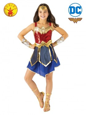 Wonder Woman 1984 Outfit for Girls