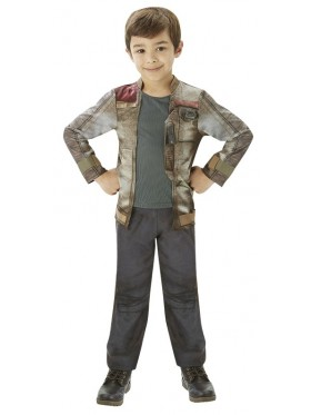 Kids Finn Star Wars Costume