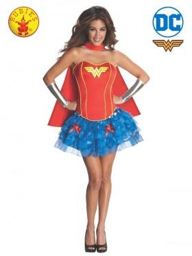 Wonder Woman Secret Wishes Hero Costume