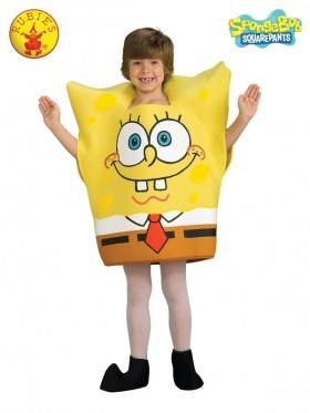Kids SpongeBob SquarePants Foam Costume