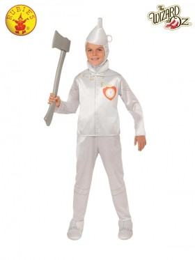 The Wizard of Oz Tin Man Kids Costume