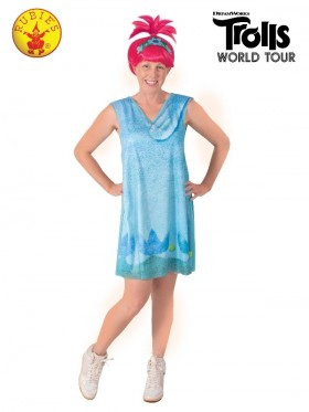 Women  Poppy Trolls 2 Costume