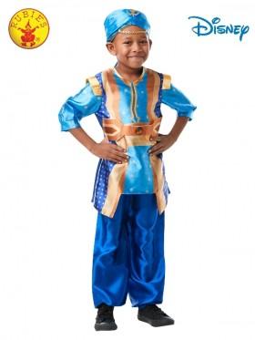 Genie Aladdin Disney Live Action Fairytale Child Costume