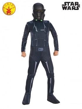 Kids Death Trooper Rogue One Classic Costume