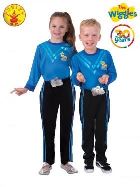 Kids Anthony Wiggle 30th Anniversary Costume