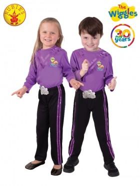 Kids Lachy Wiggle 30th Anniversary Costume