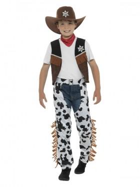 Kids Texan Cowboy Costume