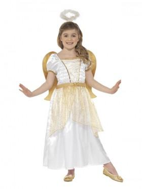 ANGEL PRINCESS COSTUME KIDS