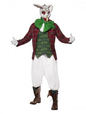 Halloween Rabid Bloody Costume