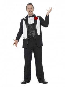 20s Curves Gangster Costume