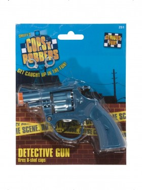 Cowboy Detective Gun
