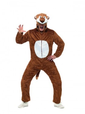 Unisex Lion Animal Onesie Adult Kigurumi Cosplay Costume Pyjamas Pajamas Sleepwear