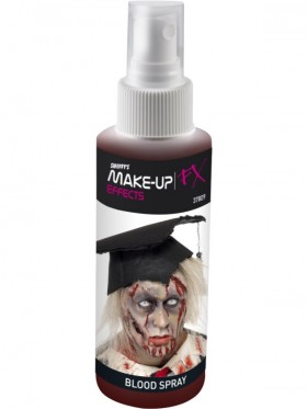 Unisex Spray Blood  Pump Action Atomiser Halloween Fancy Dress Costume Accessory