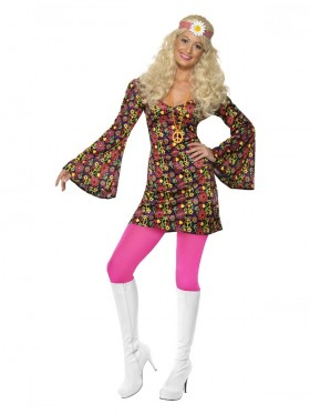 Ladies 1960s CND Costume