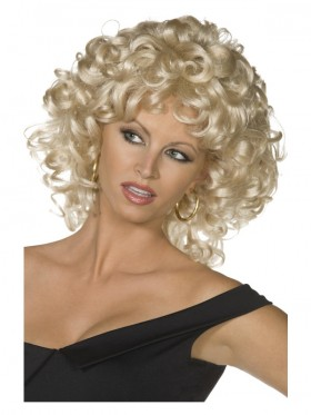 Ladies Grease Sandy Last Scene Wig