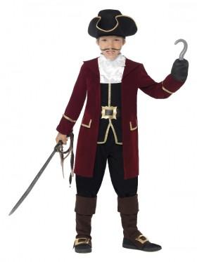 Pirate Boys Captain Costume