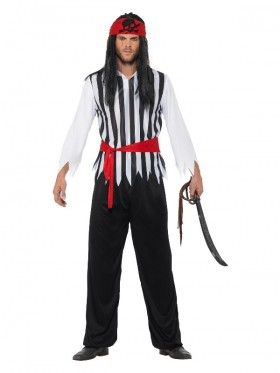 PIRATE COSTUME MEN