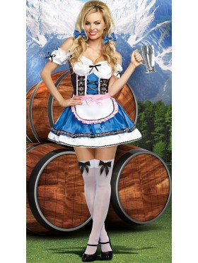 Ladies maid vintage Costume