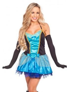 Ladies Fairy Princess Halloween Fancy Dress