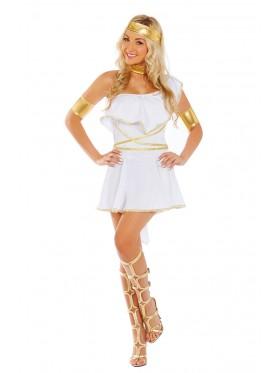 Greek Goddess Fancy Dress Costume