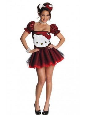 hello kitty animal Fancy Dress Up Halloween Costume Outfit