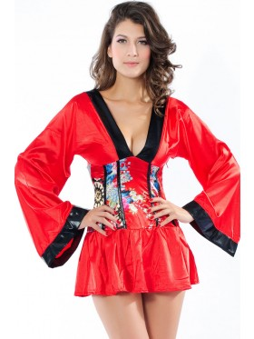Fashion Japanese Kimono Costume