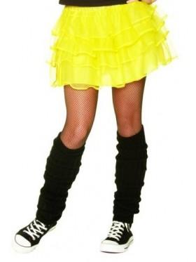 Yellow 80s Pettiskirt