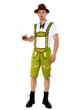 Mens Oktoberfest Costume no hat