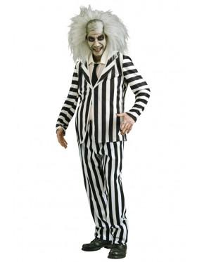 Mr Beetlejuice Halloween Costume