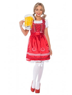 Ladies Wench German Costume