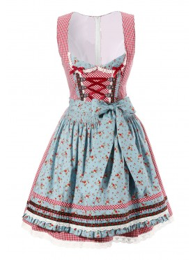 Girls Oktoberfest costume