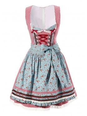Girls Oktoberfest costume