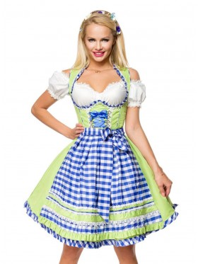 Ladies Oktoberfest Gretchen Costume