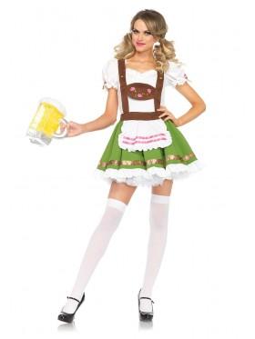 Beer Maid Vintage costume