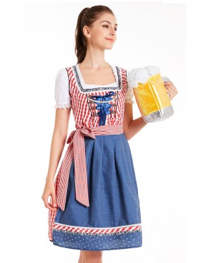Ladies German Vintage costume