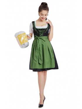 Ladies Beer Maid costume