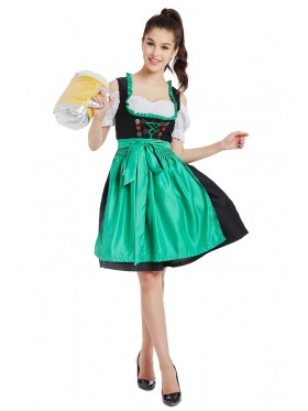 Oktoberfest Wench costume